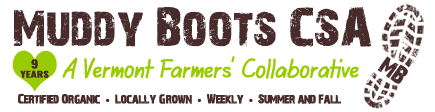 Muddy Boots CSA